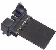 GM resistor block for blower
