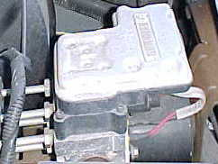 GM ABS pump and module