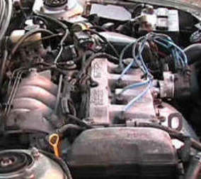 mazda 626 4 cyl engine