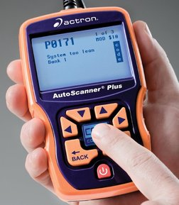 Actron 9580 code scanner