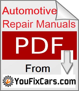 PDF auto service manuals