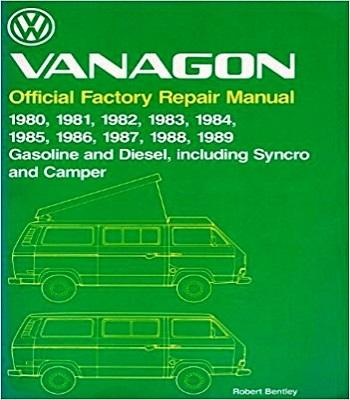 VW service manuals