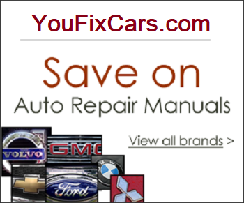 YouFixCars.com auto repair manuals