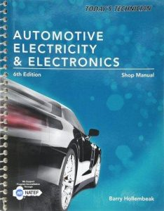 automotive electrical textbook