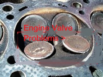 Engine Valve Problems