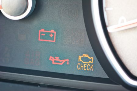 What Does a Flashing Check Engine Light Mean?