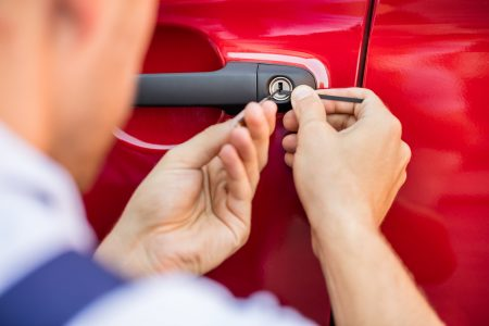 How to Unlock a Car Door When Your Keys are Inside