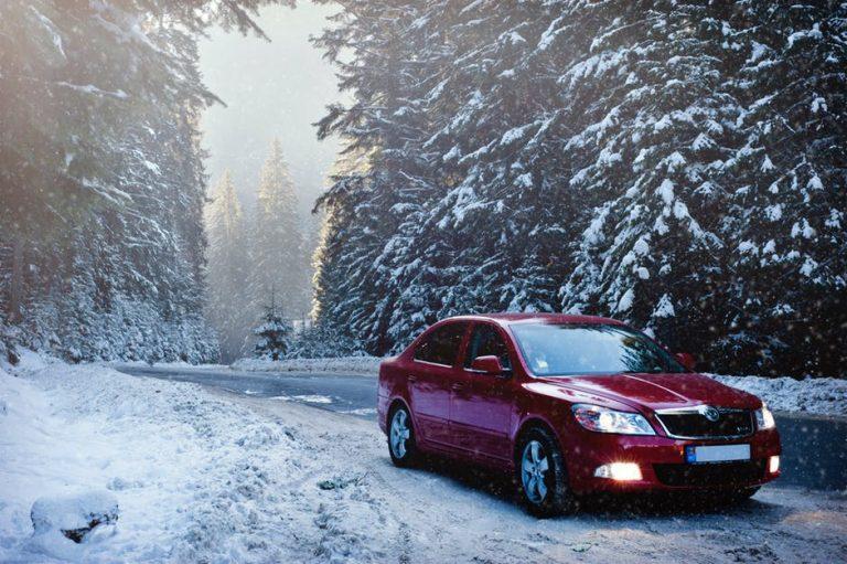 Winterize a car