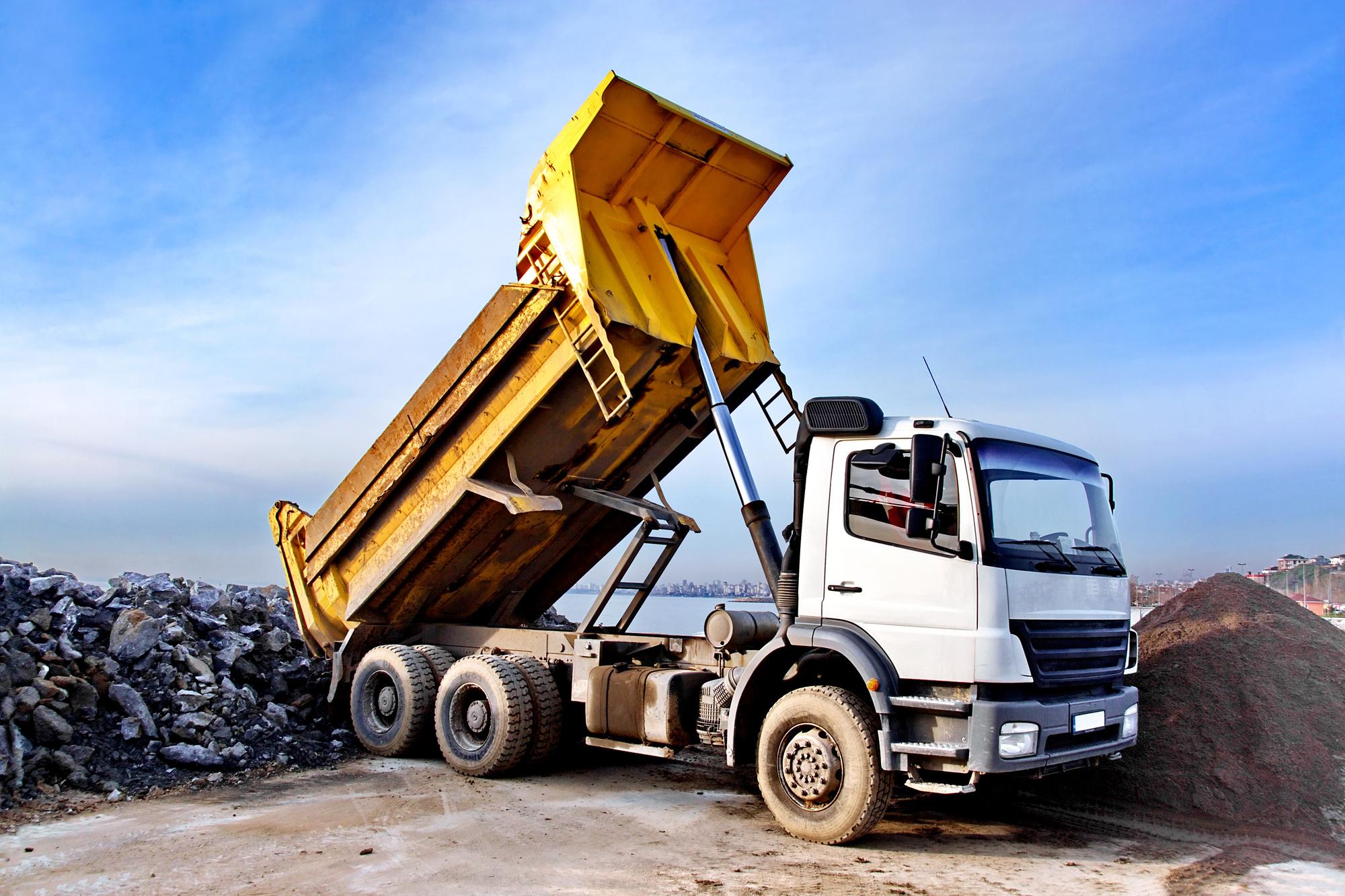 Owning a Dump Truck
