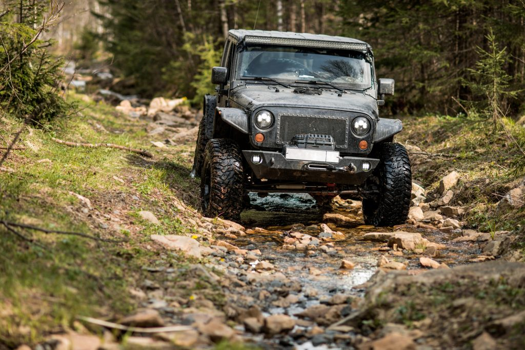 Buying a Used Jeep