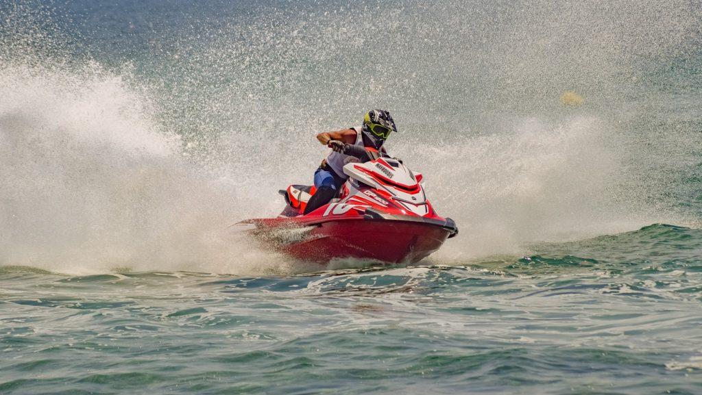 Yamaha 2021 Waverunner