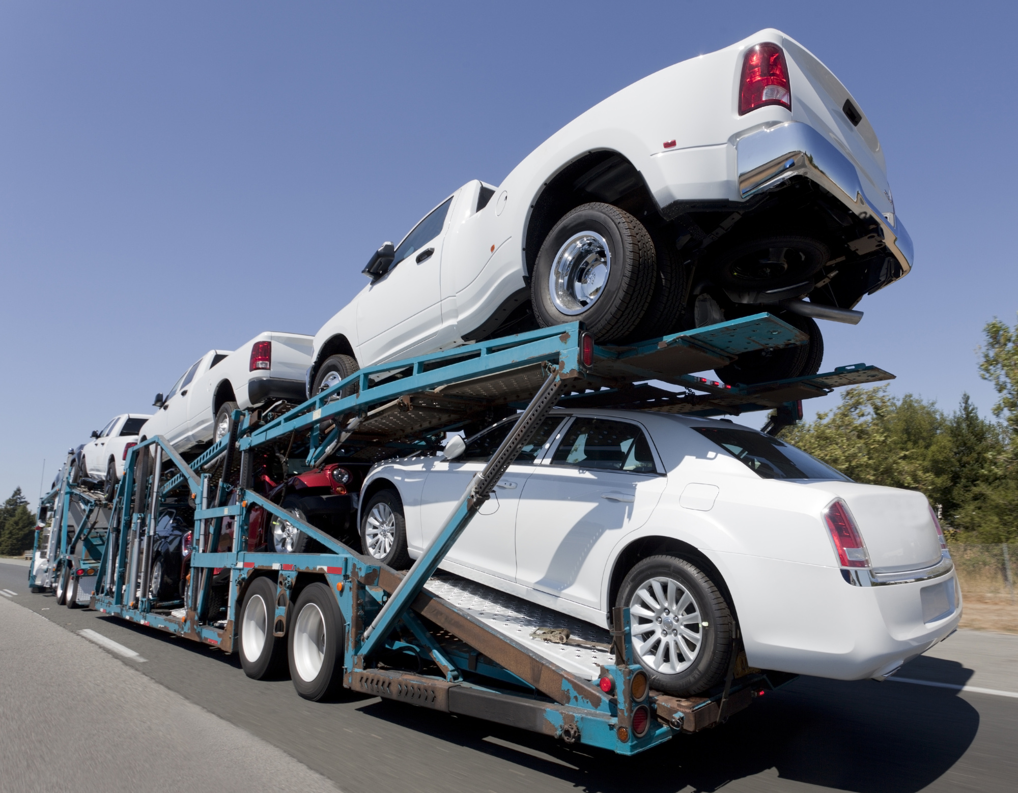 Cheapest Way to Ship a Car Cross Country